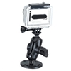 RAM Mount Gopro Here Short Arm Flat Surface Mount