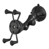 RAM Mount Medium Tough-Claw with Double Socket Arm & Base