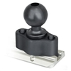 "RAM Mount M10 X 1.25 Pitch Male Thread with 1"" Ball"