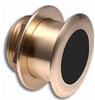 Furuno B164 Bronze Thru-Hull, Low Profile Transducer with Temp, 1Kw 50/200 KHz (10-Pin), 12 Deg Tilted Element 526TID-LTD/12