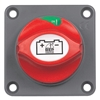 BEP Panel-Mounted Contour Battery Master Switch