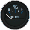 Faria Fuel Level Gauge Black 13001