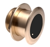 Airmar B175C-12-M 1KW Broadband CHIRP, Depth & Temperature Thru-Hull 12 Deg Tilted Transducer