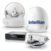 "Intellian i6W 23.6"" HD TV System with Dual Output LNB For Worldwide Coverage B4-619W2 (Truck Freight)"