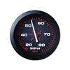"Teleflex Amega Series 3"" Speedometer Kit, 80 MPH, Includes G Sender 57899P"