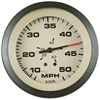 "Teleflex Sahara Series 3"" Speedometer Kit, 50 MPH, Includes G Sender 61163P"