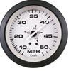 Teleflex Driftwood Series Speedometer Kit Including G Sender, 80 MPH 63516p