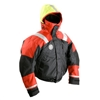 First Watch AB-1100 Flotation Bomber Jacket - Red/Black, AB-1100-RB