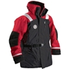 First Watch AC-1100 Flotation Coat - Red/Black