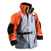 First Watch AC-1100 Flotation Coat - Orange/Grey