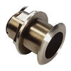 Garmin B60 600W Bronze Thru Hull Tilted Element 12 Deg - 8 pin