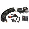 Johnson Pump 5.2 GPM Aqua Jet Wash Down Pump Kit with Hose, 24V, 64534-24