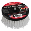 "Shurhold 6-1/2"" Stiff Brush for Dual Action Polisher"