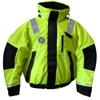 First Watch Hi-Vis Flotation Bomber Jacket - Hi-Vis Yellow/Black