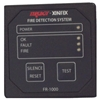 Xintex 1 Zone Fire Detection & Alarm Panel FR-1000-R