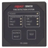 Xintex 2 Zone Fire Detection & Alarm Panel FR-2000-R
