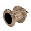 Garmin B619 77/200 kHz 20 Deg Tilt Bronze Thru-Hull Transducer, 8 Pin