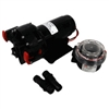Johnson Pump Baitwell Pump - 4.0 GPM - 12V 10-13252-103-BW