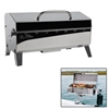Kuuma Stow N' Go 160 Gas Grill, 13,000BTU with Regulator