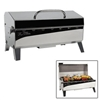 Kuuma Stow N' Go 160 Gas Grill, 13,000BTU with Regulator, Thermometer & Igniter
