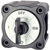 Blue Sea 6005200 Battery Switch Single Circuit ON-OFF, Black