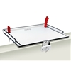 "Magma Econo Mate Bait Filet Table, 20"" , White/Black"