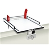 "Magma Econo Mate Bait Filet Table, 12"" , White/Black"