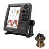 SI-TEX SVS-760 Dual Frequency Sounder 600W Kit with Bronze 12 Degree Transducer