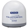 KVH TracVision TV6 Empty Dummy Dome Assembly 01-0371 (Truck Freight)