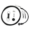 Rupp Center Rigging Kit with Klickers, Black Mono 45' CA-0113-MO