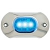 Attwood Light Armor Underwater LED Light - 3 LEDs - Blue 65UW03B-7