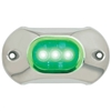 Attwood Light Armor Underwater LED Light - 3 LEDs - Green 65UW03G-7
