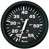"Faria Euro Black 4"" Speedometer, 55MPH (Mechanical) 32810"