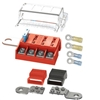 Blue Sea ST-Blade Battery Terminal Mount Fuse Block Kit 5024
