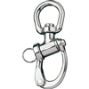 "Ronstan Trunnion Snap Shackle - Large Swivel Bail - 122mm(4-3/4"") Length"