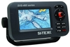 "Sitex SVS-460CE Chartplotter - 4.3"" Color Screen with External GPS & Navionics+ Flexible Coverage"