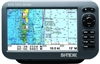 "Sitex SVS-1010CE 10"" Chartplotter with Internal GPS Antenna & US Gold Navionics+ Card"