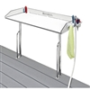 Magma Tournament Series Cleaning Station, Dock Mount, 48""