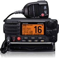 Standard Horizon GX2000 Matrix VHF Radio