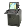 "JRC JAN-701B-SCR/FCR with Conning Software & Analog Interface, 23.1"" IMO al ECDIS"