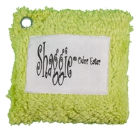 Limealicious Shaggie Odor Eater by Janey Lynn's Designs