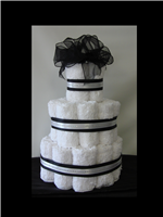 Bridal Shower Tower of Snow White Shaggies®