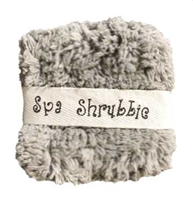 Goosie Grey Spa Shrubbie by Janey Lynn's Designs