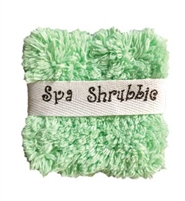 Spicy Spearmint Spa Shrubbie by Janey Lynn's Designs