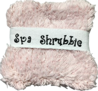 Barely Pink  Spa Shrubbie