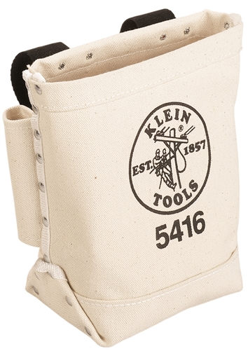 Bull-Pin and Bolt Bag - Canvas  #5416