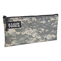 CAMOUFLAGE CORDURA ZIPPER BAG #5139C