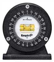 Empire Small Angle Magnetic Protractor 361