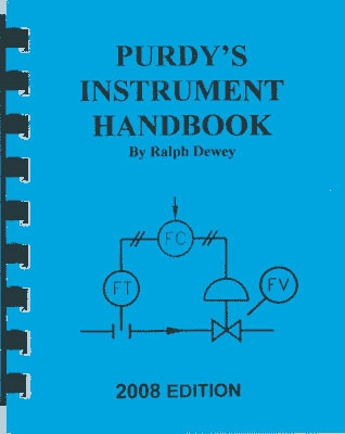Purdy's Instrument Handbook  #IT1