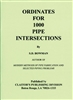 Ordinates For 1000 Pipe Intersections   #PBB6